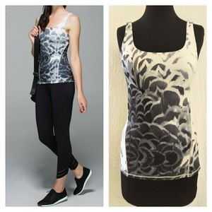 Lululemon Amala Tank - Pretty Plume Angel Wing